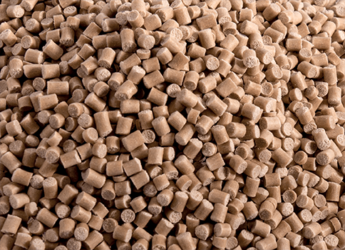 WPC Granules for extrusion