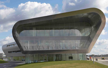 Farnborough Airport Business and Aviation Centre