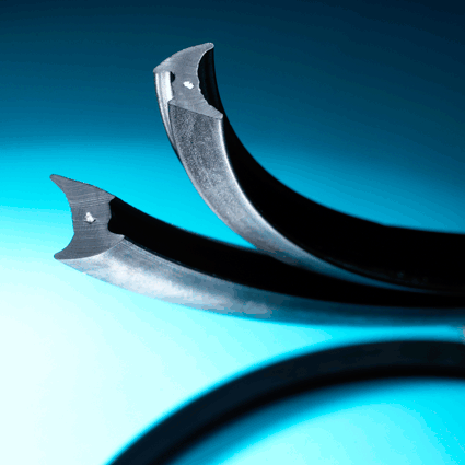 incremental wedge gaskets