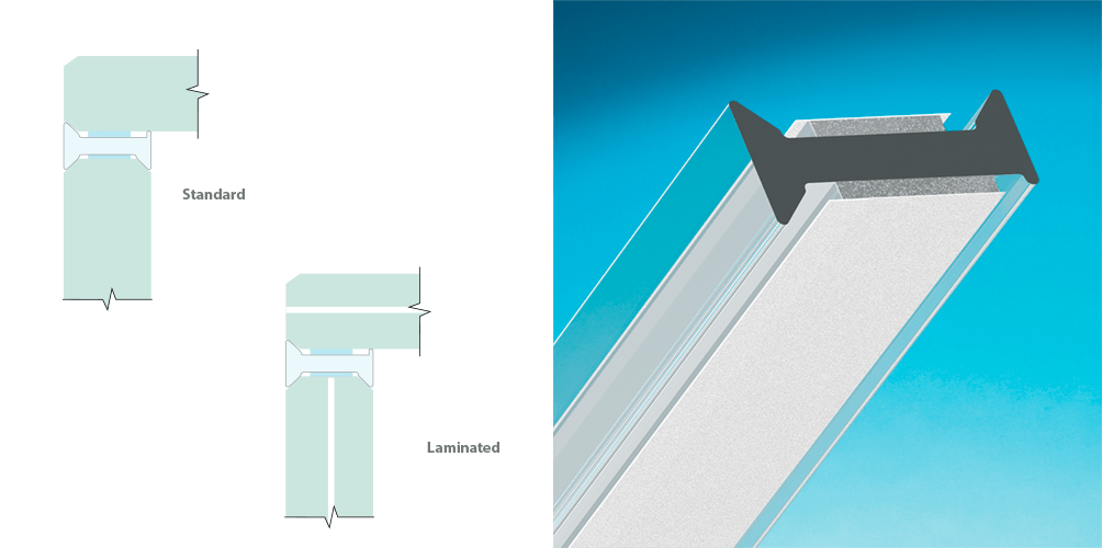 Minimal corner joint illustration
